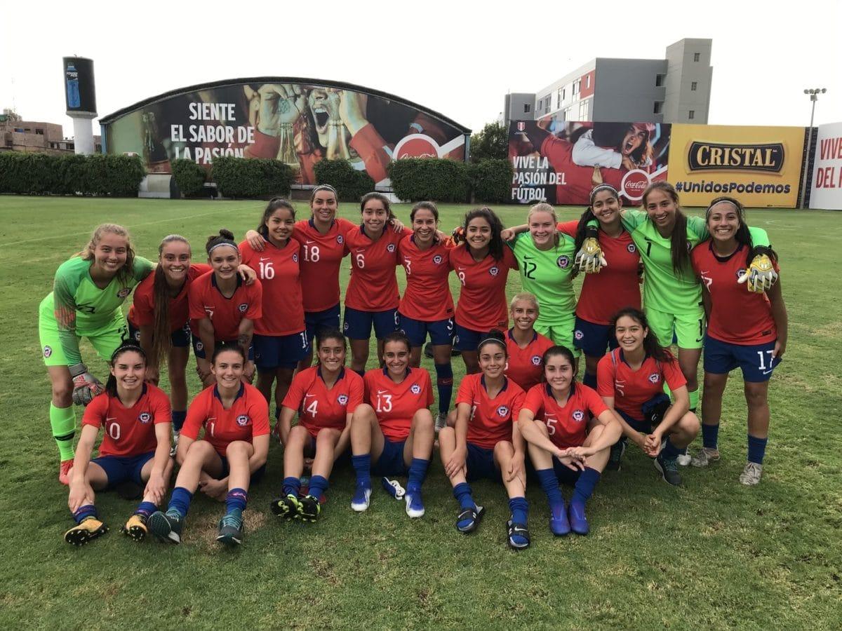 Selección Chilena Femenina Sub-20
