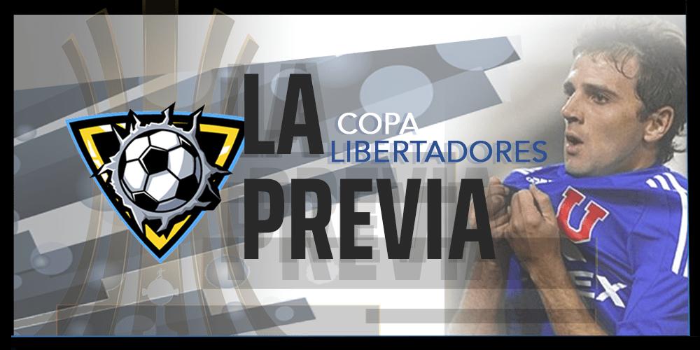 Portada U de Chile Copa Libertadores
