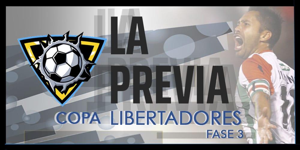 Portada Columna PREVIA Copa Libertadores