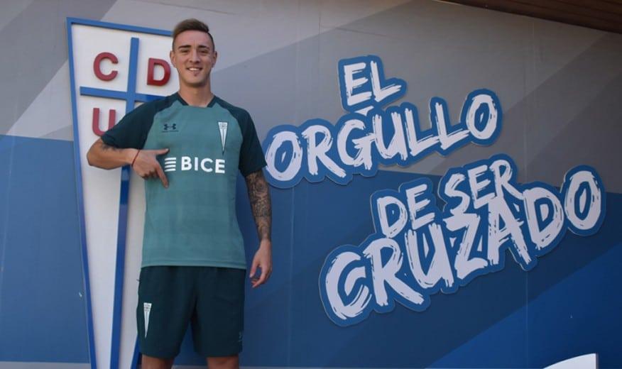Tomas Asta-Buruaga espera su debut