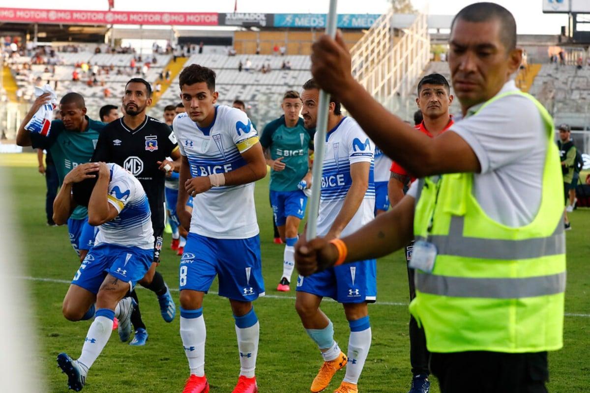 Universidad Católica derrotó a Colo Colo
