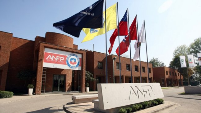 ANFP CHILE