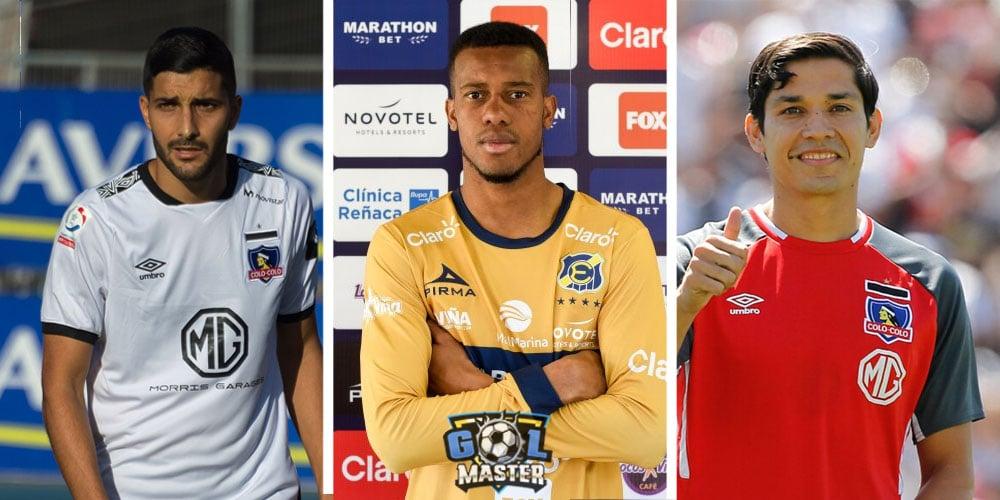 Jugadores más valioso en la liga chilena