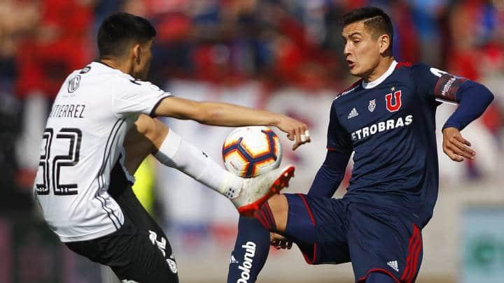 Universidad de Chile vs Colo Colo