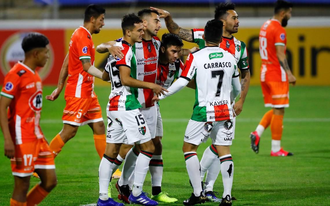 Palestino conoció al último clasificado del Grupo F de Copa Sudamericana
