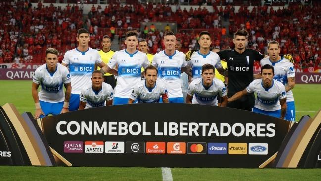 Flojo debut de Católica en Copa Libertadores